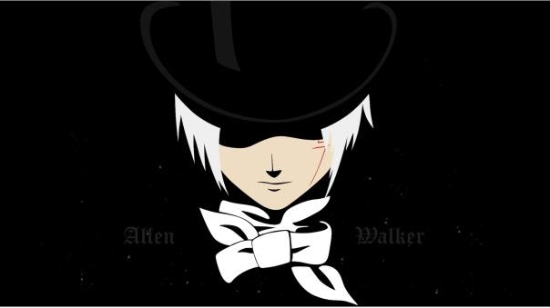 D-Grey Man - WordPress